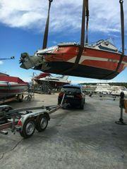 Rio 580 Cabin und Trailer