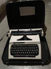 HERCULES - Kofferschreibmaschine