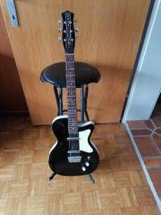 Danelectro 56 Nano E Gitarre