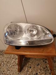 VW Golf 5 Scheinwerfer Rechts