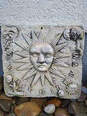 dekorative Steinplatte
