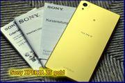 Sony XPERIA Z5 Smartphone gold