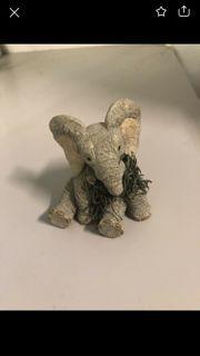 Goebel Tuskers Elefant Shelley Rarität