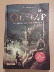 Helden des Olymp - Der verschwundene