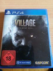 Ps4 Spiel Resident Evil Village