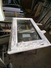 Kunststofffenster von der Firma Schüco