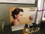Original Chanel Gabrielle Aufsteller Display