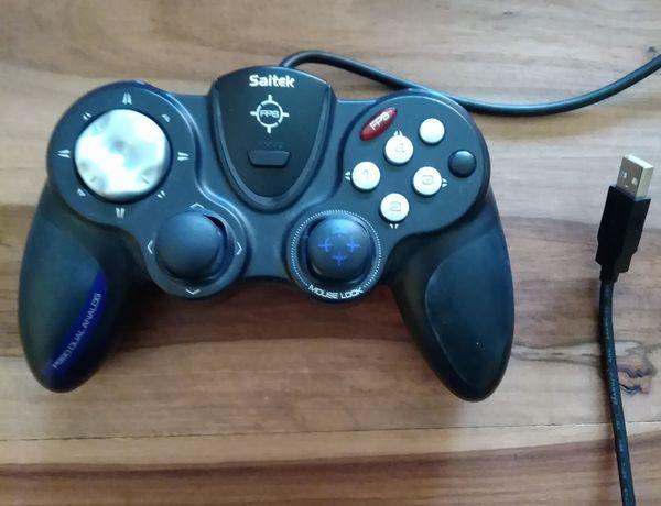 Gamepad SAITEK P990 analog USB