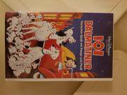 101 dalmatiner vhs kasette