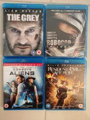 Engl BluRay Robocop 1-3 Trilogy