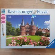 Ravensburger Puzzle Holstentor Lübeck