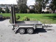 Pongratz Tieflader WA 250 T