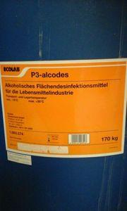 ECOLAB P3-alcodes zur Flächenreinigung im