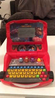 Cars 2 Laptop von VTech