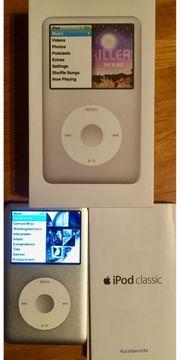 iPod classic 160GB Silber gebraucht