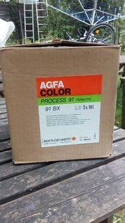 Agfa Color Process 91