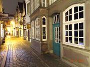 Restaurantimmobilie im Bremer Schnoorviertel als