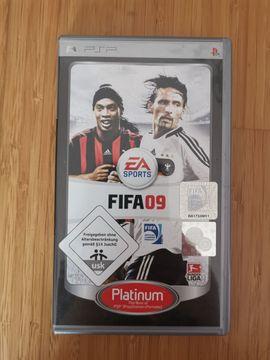 FIFA 09 PSP OVP