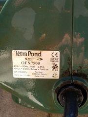 Tetrapond Teichpumpe OFX 7500