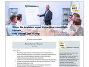Fachreferent Trainer m w d
