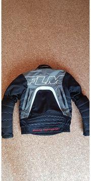 Motorrad Jacke FLM