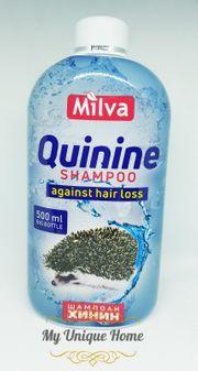 Milva Shampoo mit Chinin 500