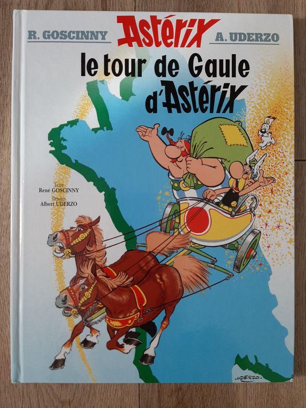 Asterix le tour de Gaule