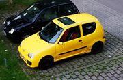 Fiat seicento Sporting Abarth TÜV