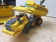 Lego - Baumaschinen