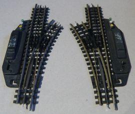 Modelleisenbahnen - TRIX EXPRESS EL-Weichen li re