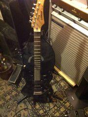 Yamaha E- Gitarre Verstärker
