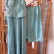 neues Kleid und neue creolen