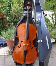 Älteres 4 4 Cello mit