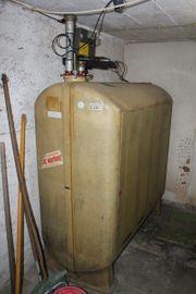 Heizöltank Chemo 1500 Liter