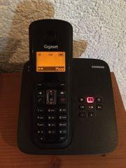 Schnurlos-Telefon Siemens Gigaset A585
