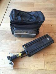 MTX Fahrradbag Topeak mit Trägee