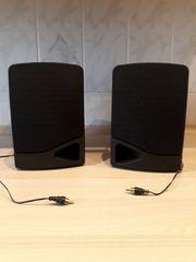 2 Lautsprecher