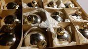 Weihnachtsbaum-Kugeln aus DDR-Zeiten