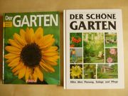 2 informative Gartenbücher 6 EUR