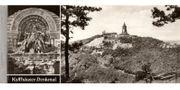 DDR 6 Ansichtskarten Kyffhäuser-Denkmal Büchlein