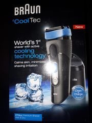 Braun CoolTec CT2cc Wet Dry