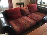 Couch 3-Sitzer im Colonialstil in