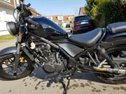 Honda Rebell CMX500A Schwarz Neuwertig