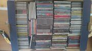 Sammlung CD s und Platten
