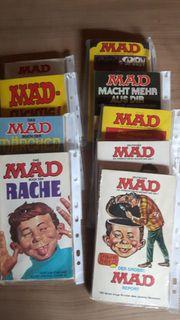 MAD Comic Taschenbuch kleines Konvolut