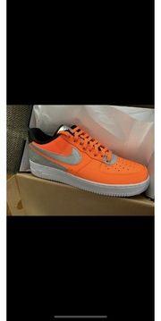 Neue Nike Air Force 1