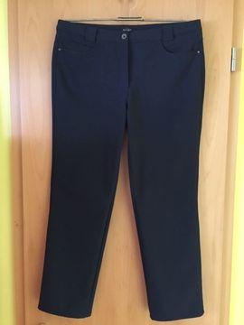 Softshell Damen Hose schwarz Größe 22 *Neuwertig* BEXLEYS