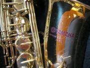 saxophone YAMAHA semi pro occasion