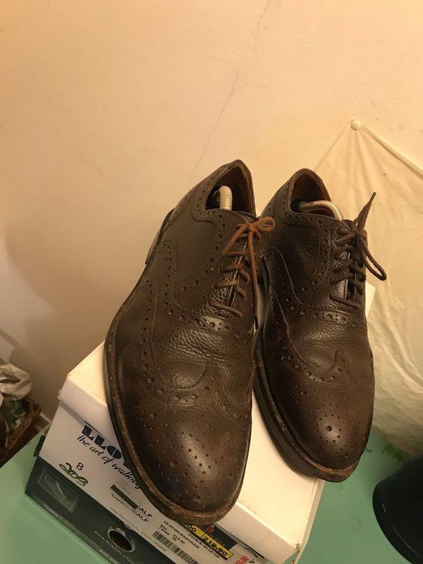 Bugatti Business Schuhe Dunkelbraun G