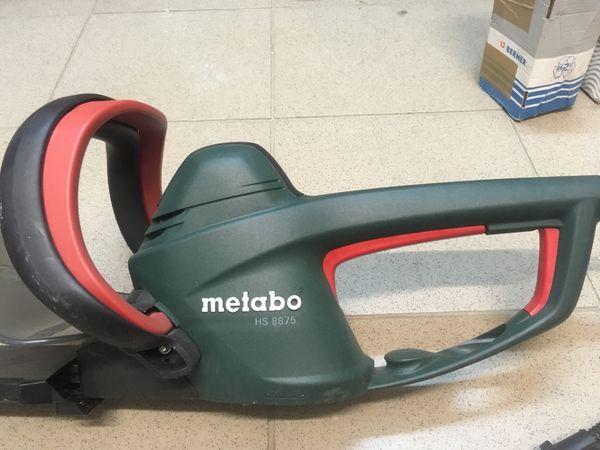 Metabo Heckenschere 8875